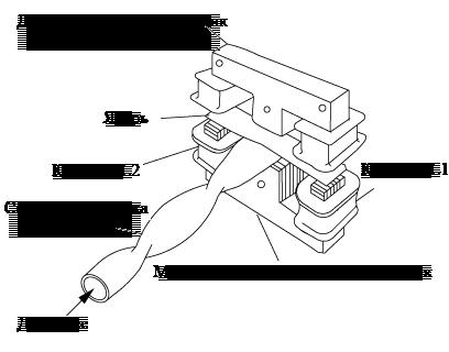 Пример  датчика давления на основе измерения магнетосопротивления